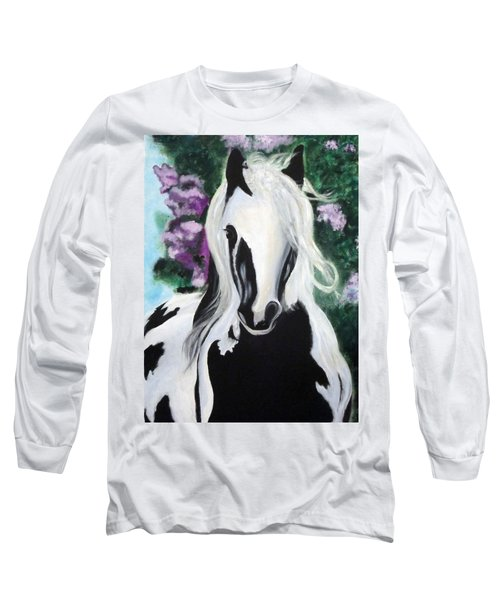The Painted One Long Sleeve T-Shirt