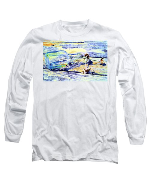 Lay The Past Down Behind Me Long Sleeve T-Shirt
