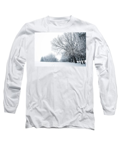 The Path Of A Wandering Soul Long Sleeve T-Shirt
