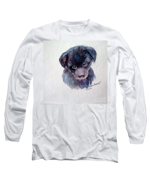 The Puppy Long Sleeve T-Shirt