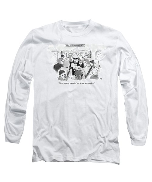 The Rush Hour Bouncer Long Sleeve T-Shirt