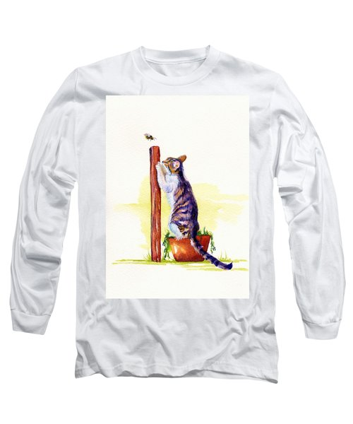 The Scratching Post Long Sleeve T-Shirt