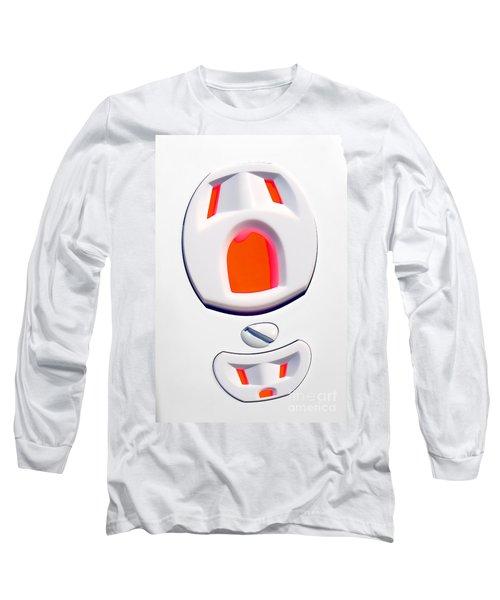 The Scream - Electric Long Sleeve T-Shirt