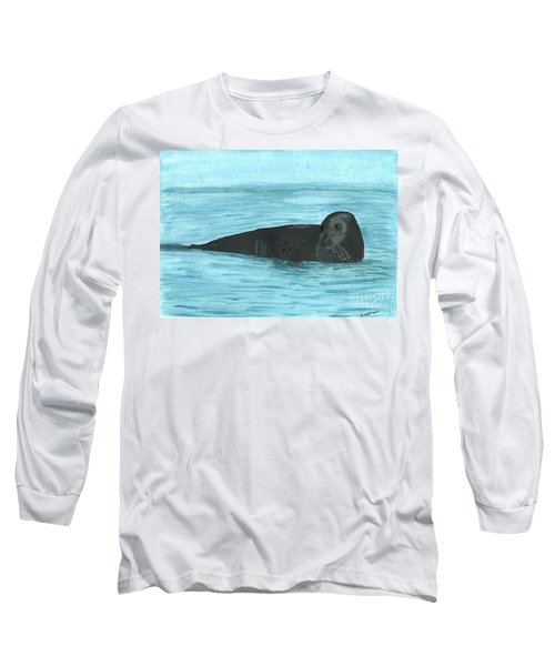 The Seal Long Sleeve T-Shirt