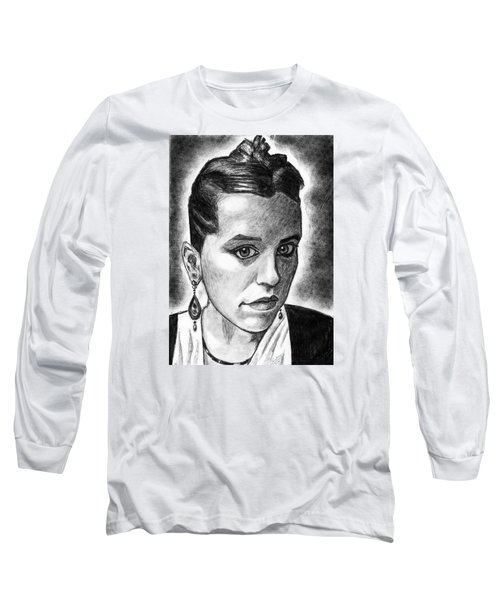 The Serbian Girl Long Sleeve T-Shirt