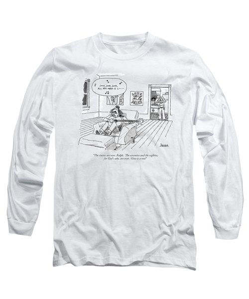The Sixties Long Sleeve T-Shirt