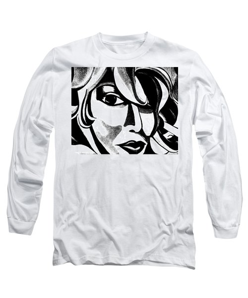 The Sketched Ai Long Sleeve T-Shirt