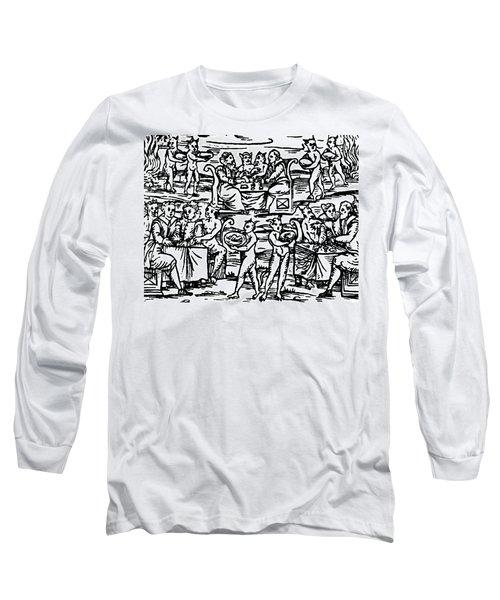 The Sorcerers Feast Long Sleeve T-Shirt