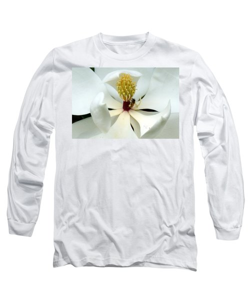 The Southern Magnolia Long Sleeve T-Shirt by Kim Pate