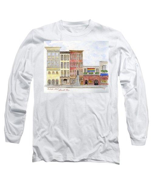 The Stonewall Inn Long Sleeve T-Shirt by AFineLyne