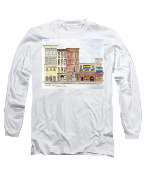 The Stonewall Inn Long Sleeve T-Shirt