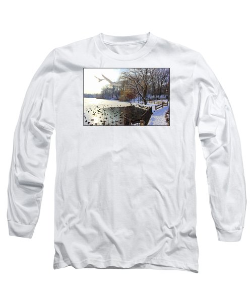 The End Of The Storm Long Sleeve T-Shirt
