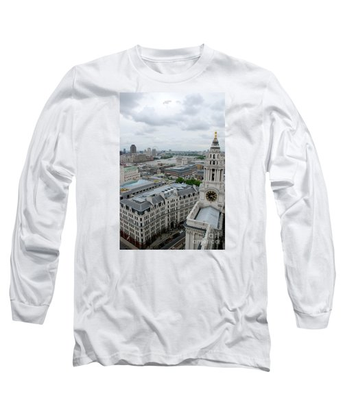 The Thames From St Paul's Long Sleeve T-Shirt