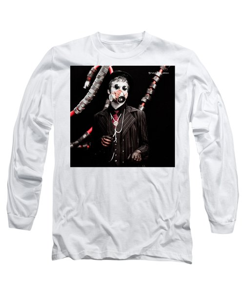 The Time Tentacles Killer Long Sleeve T-Shirt
