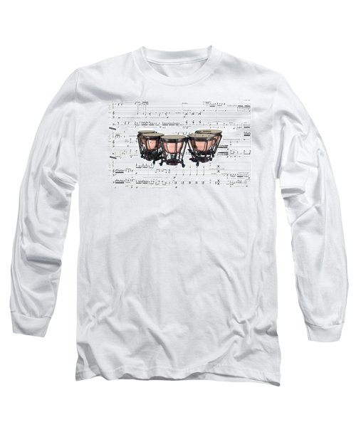 The Timpani Long Sleeve T-Shirt