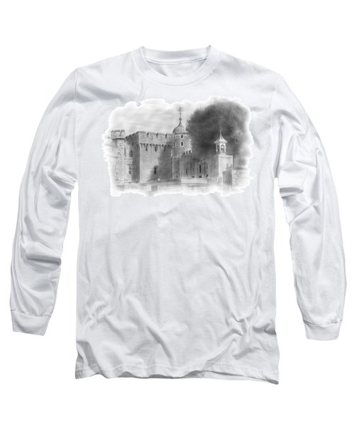 The Tower Of London Long Sleeve T-Shirt