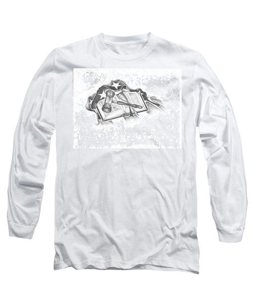 The Trials Of Life Long Sleeve T-Shirt