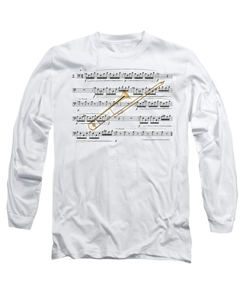 The Trombone Long Sleeve T-Shirt