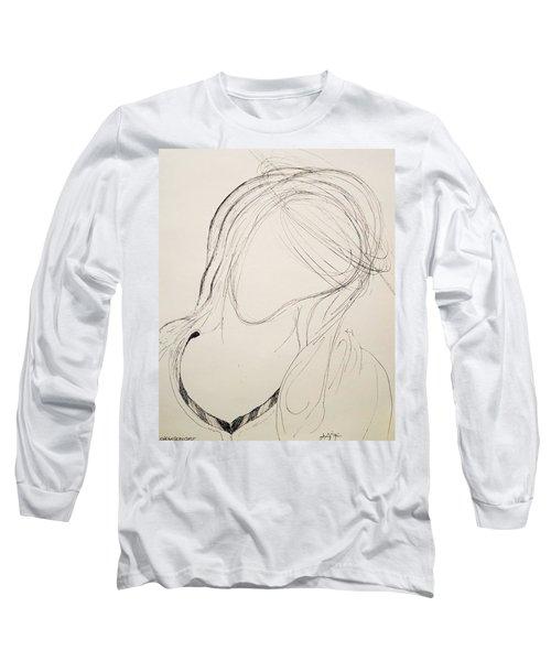 The Virgin Mary 4 Long Sleeve T-Shirt