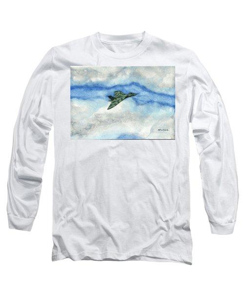 The Vulcan Bomber Long Sleeve T-Shirt