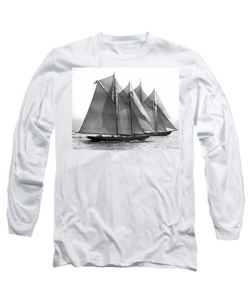 Thebaud Passes Bluenose Long Sleeve T-Shirt