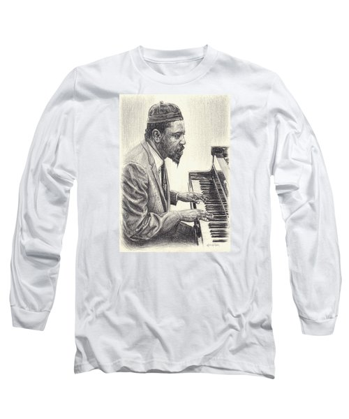 Thelonious Monk II Long Sleeve T-Shirt