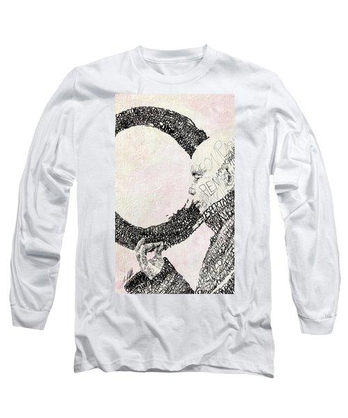Thich Nhat Hanh Long Sleeve T-Shirt
