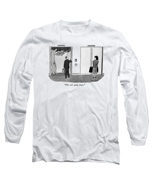 This One's Going Down Long Sleeve T-Shirt