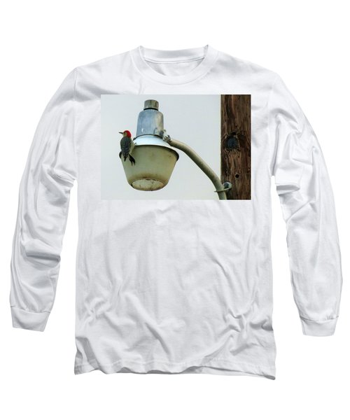 This Wood Tastes Funny Long Sleeve T-Shirt