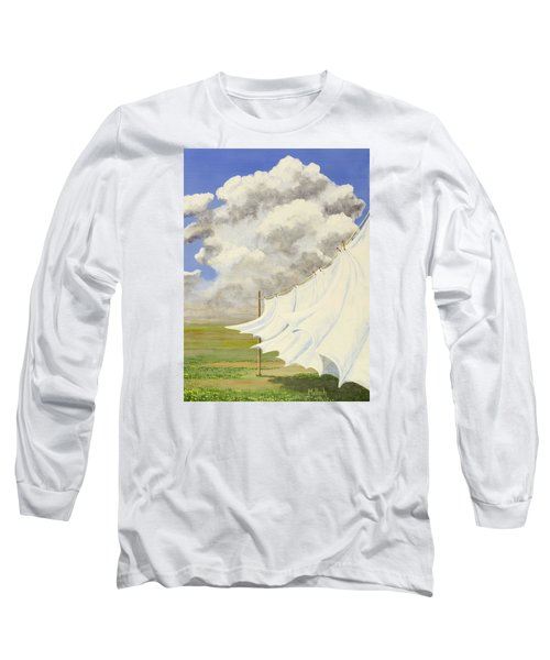 Three Sheets To The Wind Long Sleeve T-Shirt