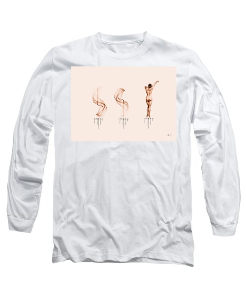 Three Stories 1959 Long Sleeve T-Shirt