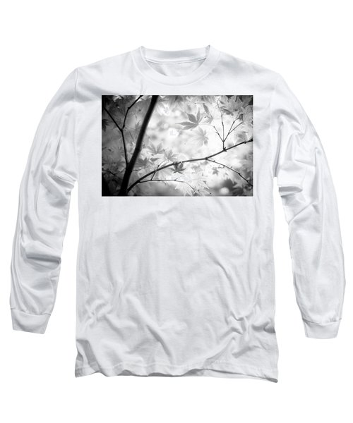 Through The Leaves Long Sleeve T-Shirt