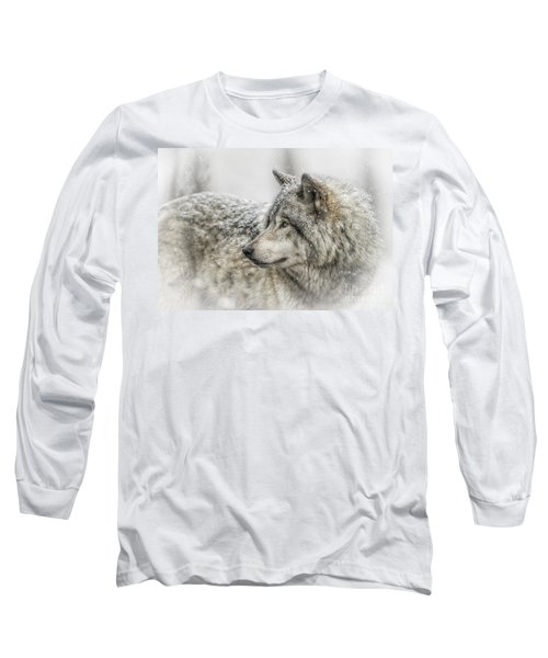 Timber Wolf Pictures 280 Long Sleeve T-Shirt