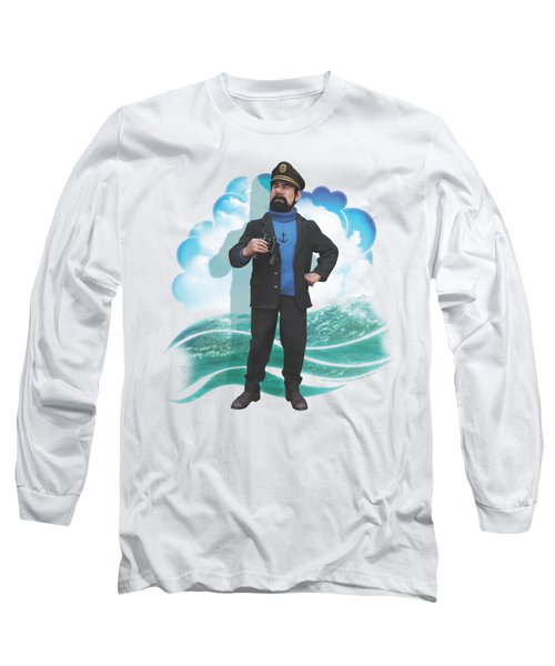 Tintin - Haddock Long Sleeve T-Shirt