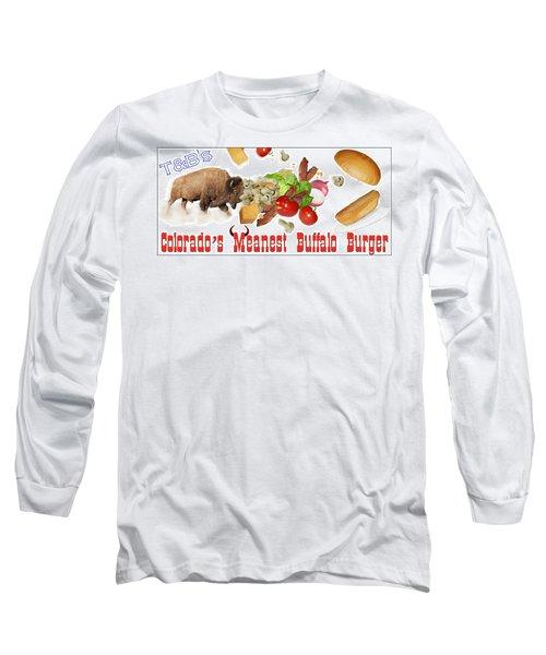 Tnb's Billboard Long Sleeve T-Shirt