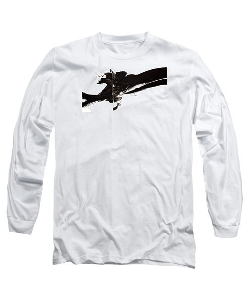 To Clash To Compromise To Completion   Long Sleeve T-Shirt by Cliff Spohn