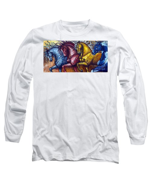 Together Again Long Sleeve T-Shirt