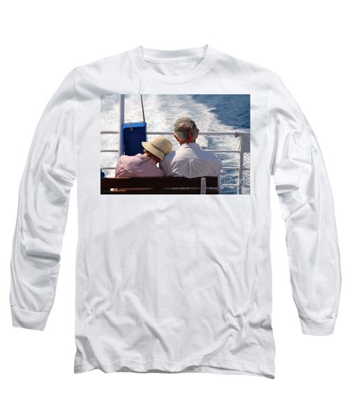 Together In Greece Long Sleeve T-Shirt