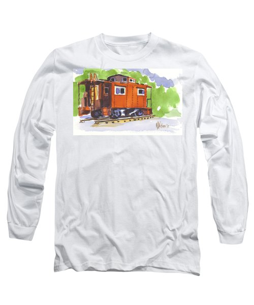 Toot Toot Long Sleeve T-Shirt