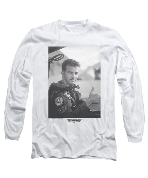 Top Gun - My Wingman Long Sleeve T-Shirt by Brand A