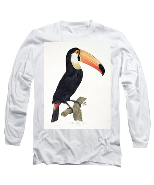 Toucan Long Sleeve T-Shirt by Jacques Barraband