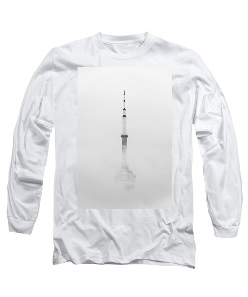Towering Through The Fog Long Sleeve T-Shirt