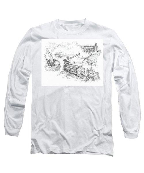 Trail Divides Long Sleeve T-Shirt