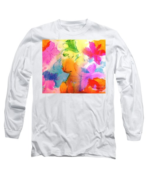 Transformed Into His Image Long Sleeve T-Shirt