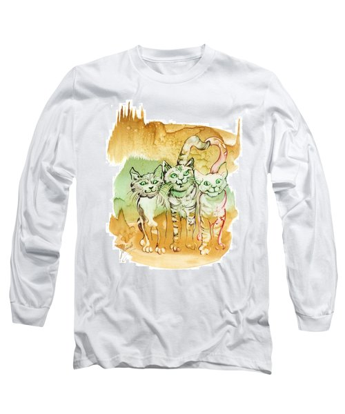 Tree Brothers  Long Sleeve T-Shirt