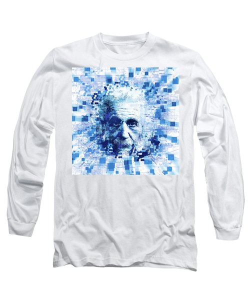 Tribute To Genius Long Sleeve T-Shirt