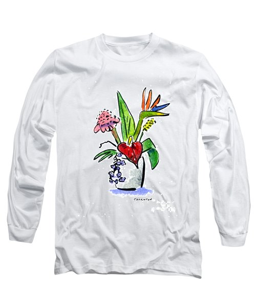 Tropical Mix Long Sleeve T-Shirt