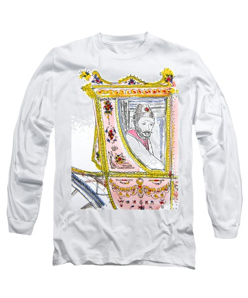 Tsar In Carriage Long Sleeve T-Shirt