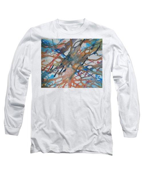 Tube Long Sleeve T-Shirt by Thomasina Durkay