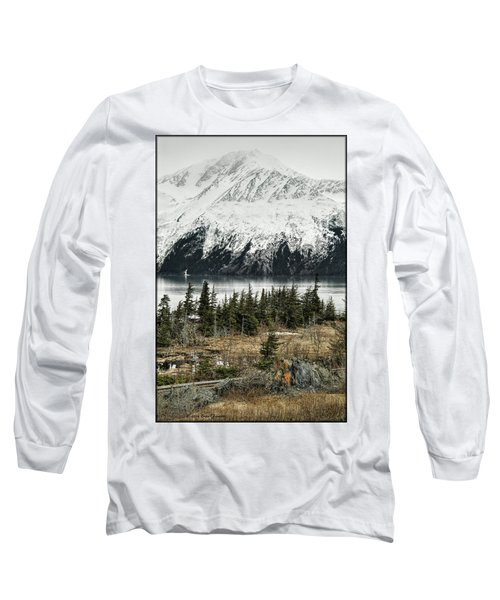 Turnagain Arm  Long Sleeve T-Shirt